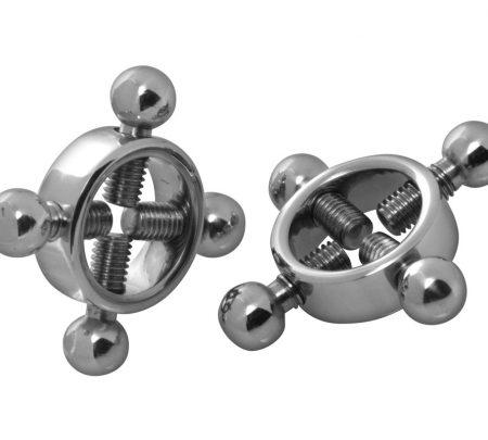 Prensas de acero para pezon