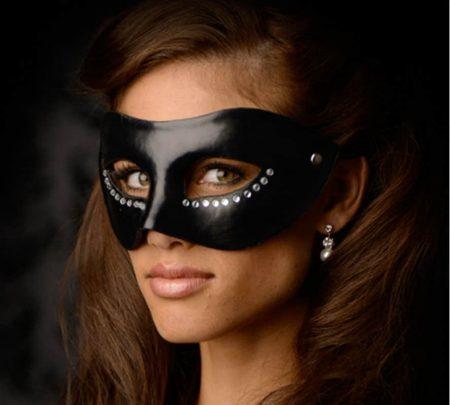 Mascara Antifaz grey F1.